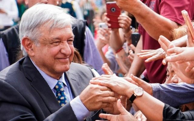 Aprobación de López Obrador se ubica en 60.2 por ciento - López Obrador