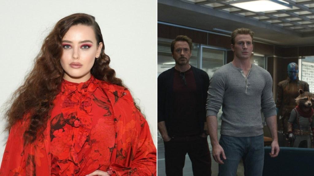 La razón por la que estrella de '13 Reasons Why' no apareció en 'Avengers: Endgame' - actriz 13 reasons why avengers