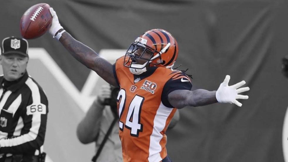 Se retira 'Pacman' Jones tras 12 temporadas en la NFL - Foto de @realpacman24