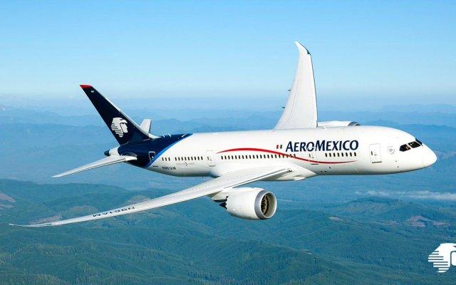 Aeroméxico lamenta muerte de hombre durante vuelo Mérida-Ciudad de México - Aeroméxico se disculpa por vuelo de Josefa González