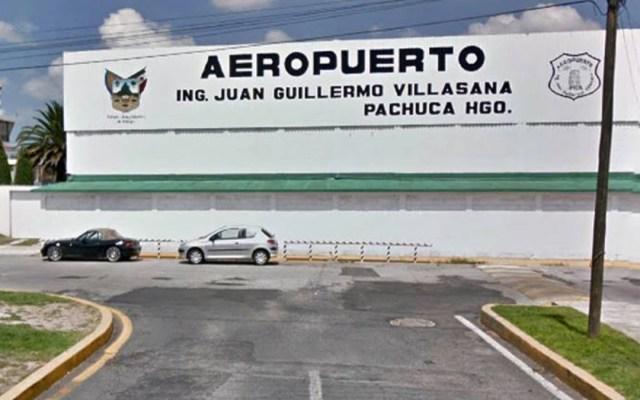 Analizan reubicar aeropuerto de Pachuca - reubicación aeropuerto Pachuca