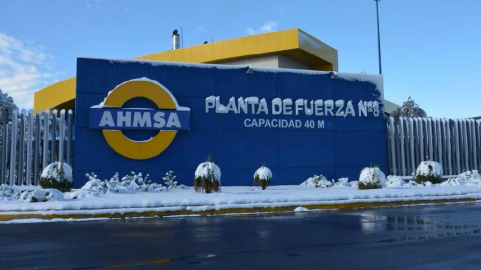 AMLO afirma que Altos Hornos aceptó pagar 200 millones de dólares por sobreprecio de planta chatarra - Foto de Facebook AHMSA