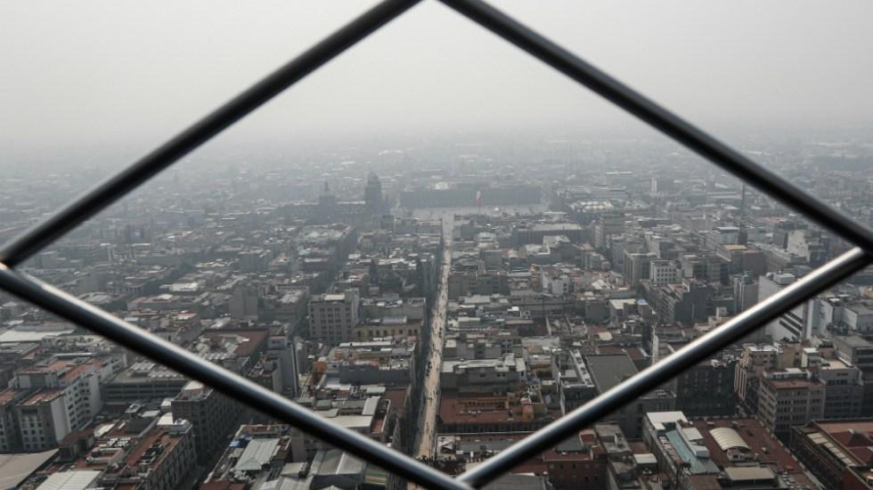 """Contaminación en últimos días es """"como si fumáramos entre 7 y 8 cigarros"""": especialista - Foto de Notimex"""