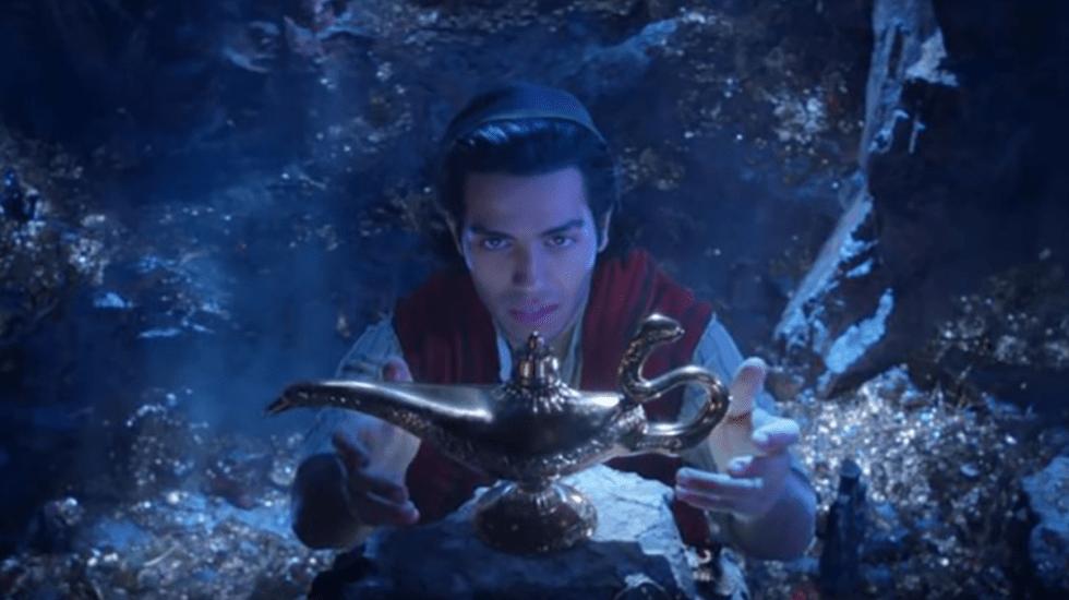 'Aladdin' continúa al frente de la taquilla - Foto de internet