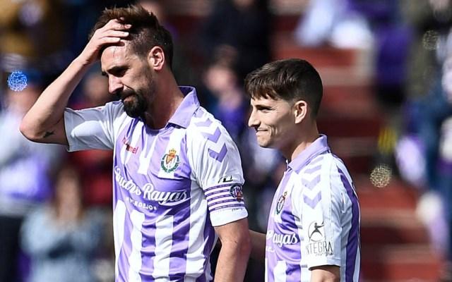Policía descubre reunión entre jugadores que pudo amañar partido de LaLiga - Amaño partido Valladolid Valencia España