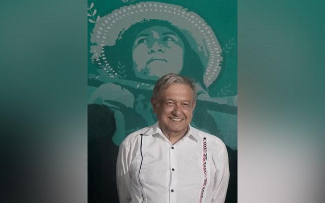 Retiro de aranceles es un triunfo del gobierno de México: López Obrador - López Obrador palenque