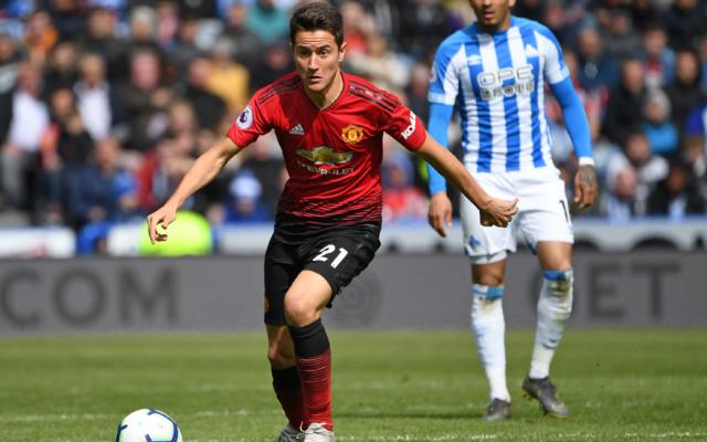 Ander Herrera deja al Manchester United - Ander Herrera