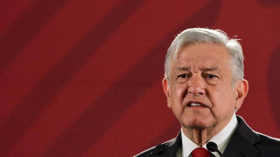 Conferencia de AMLO (02-05-2019) - El presidente Andrés Manuel López Obrador señaló que el tema de la reforma educativa todavía no está decidido y confió que se definirá en un periodo extraordinario de sesiones lo más pronto posible. Foto de Notimex-Javier Lira.