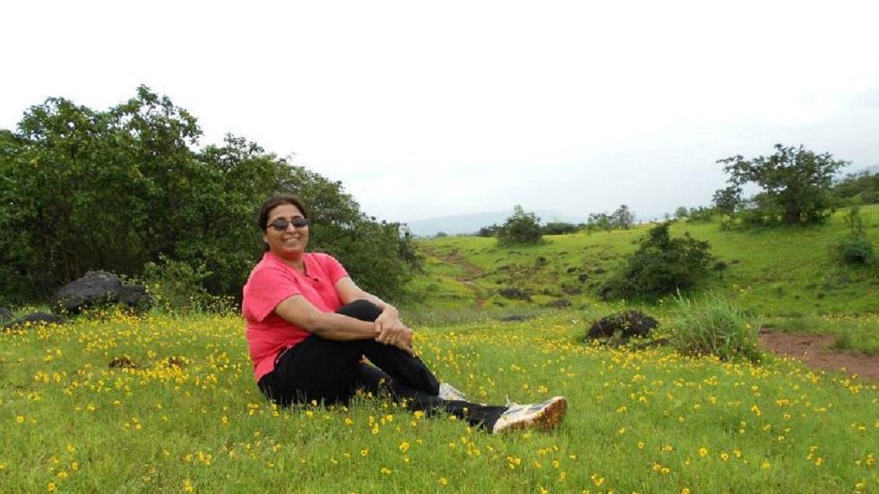 Anjali Kulkarni. Foto de @anjali.kulkarni.23