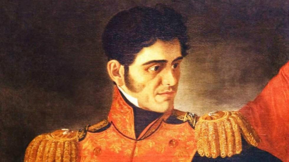Las múltiples presidencias de Santa Anna - presidencia antonio lópez de santa anna