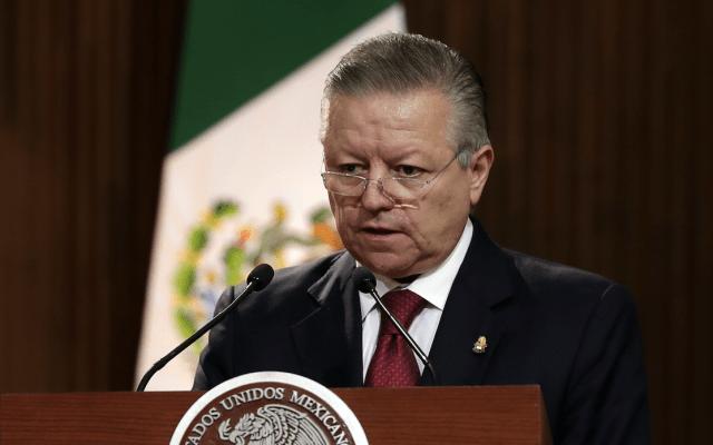 Juez local, el señalado en actos de corrupción en Jalisco: Zaldívar - arturo zaldívar