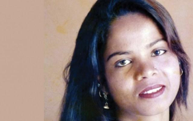 Mujer acusada de blasfemia en Pakistán habría salido rumbo a Canadá - asia bibi
