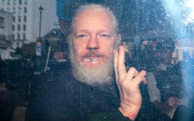 Señalan a Assange de haber interferido en elección de EE.UU. - assange detención suecia apelación