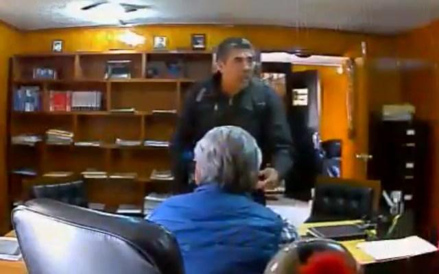 #Video Revelan ejecución de abogado en el Estado de México - Ataque a abogado en Cuautitlán. Captura de pantalla