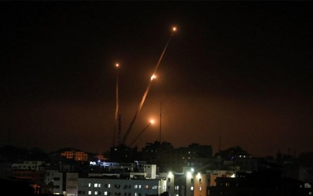 Respuesta israelí a ataques desde Gaza deja cuatro palestinos muertos - israel