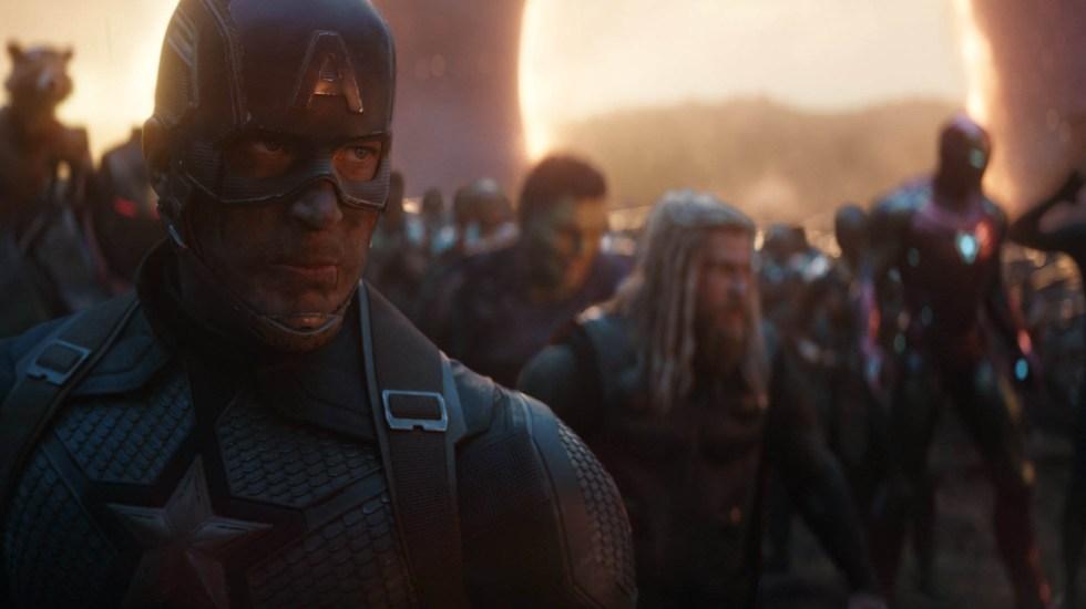 Avengers: Endgame pierde la cima de la taquilla en EE.UU. - Avengers Assemble. Foto de @Avengers