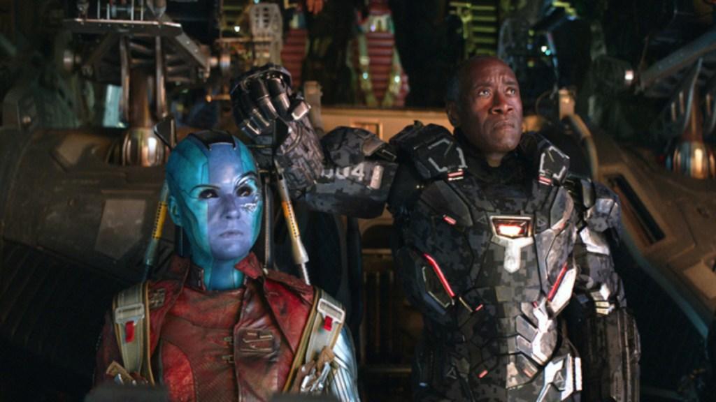 Avengers: Endgame incluirá una escena post-creditos - Avengers: Endgame pirata filipinas