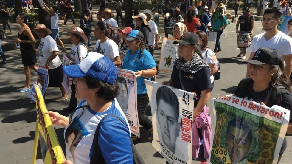 Madres de normalistas anuncian jornada de búsqueda en Iguala - ayotizanapa