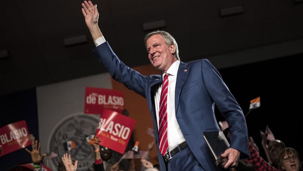 Alcalde de Nueva York anuncia candidatura presidencial para 2020 - El alcalde de Nueva York, Bill de Blasio