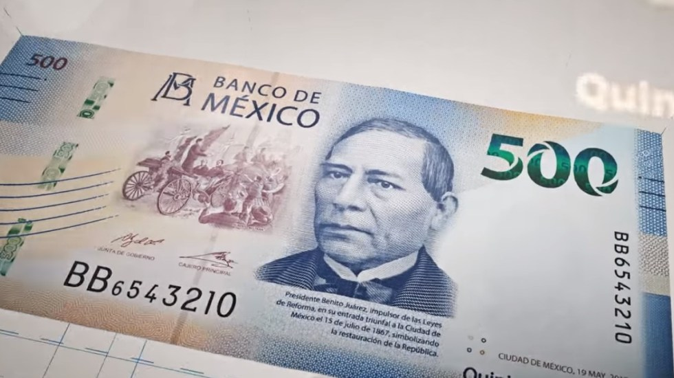 Gobierno de México cuenta con dos fondos de ahorro por 380 mil mdp - Captura de pantalla / Banco de México