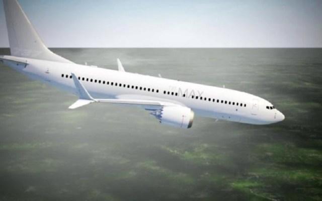 EE.UU. buscará levantar prohibición de vuelo del Boeing 737 MAX - Boeing 737 MAX. Captura de pantalla / CNN