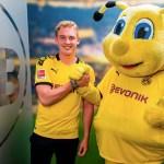 Borussia Dortmund contrata a Thorgan Hazard y Julian Brandt - Brandt y Hazard, nuevos jugadores del Borussia Dortmund