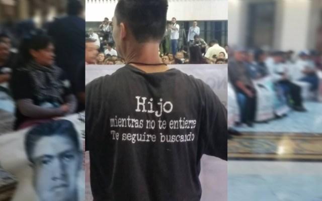 Búsqueda de desaparecidos, prioridad número uno del gobierno: López Obrador - Búsqueda de desaparecidos. Foto de @alejandro.encinasrodriguez / LDD