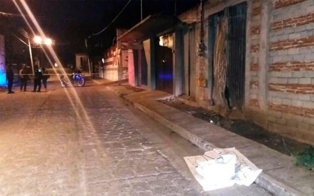 Hallan cadáver decapitado en Oaxaca - cabeza cuerpo decapitado oaxaca