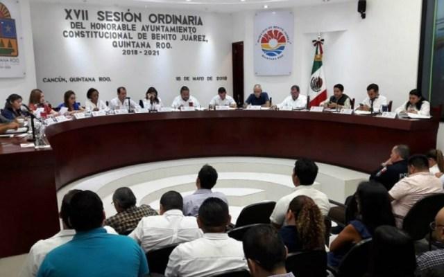 Renuncia secretario de Seguridad de Cancún; aprueban ingreso de Mando Único - Foto de Quadratín