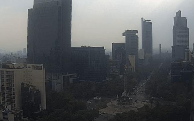 Cambio en Semarnat atrasa presentación del Programa de la Calidad del Aire de la CDMX - Semarnat Mala calidad del aire en la Ciudad de México
