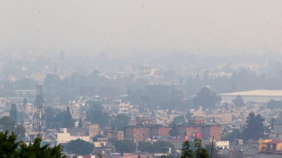 Tláhuac, Tultitlán y Xalostoc amanecen con mala calidad del aire - calidad del aire