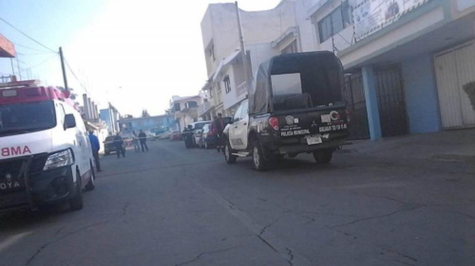 Hallan muerto a policía que custodiaba casa de alcalde mexiquense - Calle donde fue hallado muerto el policía. Foto de Milenio