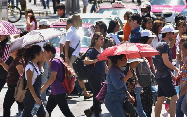 Continuarán las altas temperaturas en la mayor parte del país - calor temperaturas