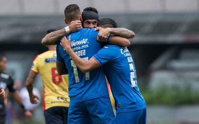 Cruz Azul empata con Morelia y llega a liguilla con 10 juegos sin perder - Foto de Mexsport