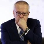Morena en Comisión Permanente frena comparecencia de Carlos Urzúa - Foto de Notimex