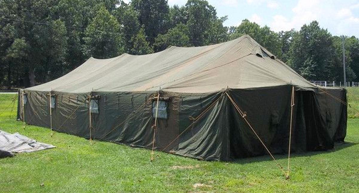 Estados Unidos instalara campamentos temporales para inmigrantes en frontera sur