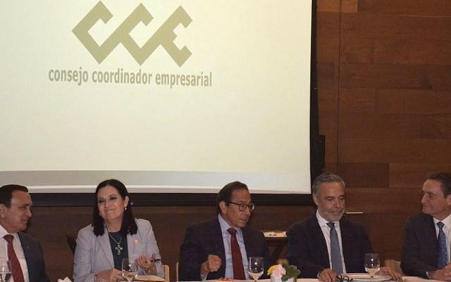 CCE celebra el inicio de ratificación en el Senado del T-MEC - Foto de CCE