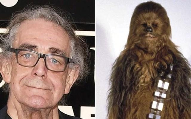 Ha muerto Peter Mayhew, quien interpretó a Chewbacca en 'Star Wars' - chewbacca