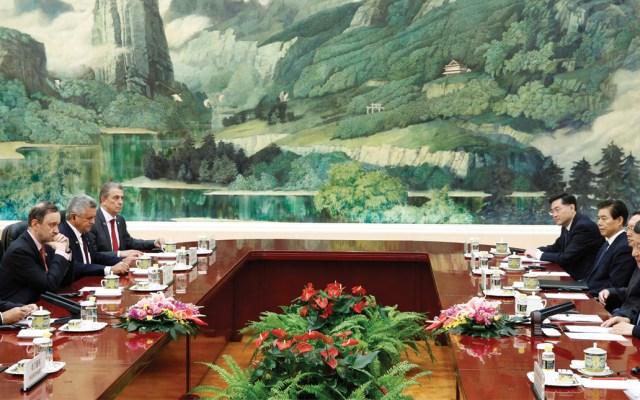 China y Brasil fortalecerán relación bilateral - Foto de AFP