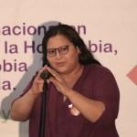 Académico ofrece disculpa pública a Citlalli Hernández por tuit ofensivo