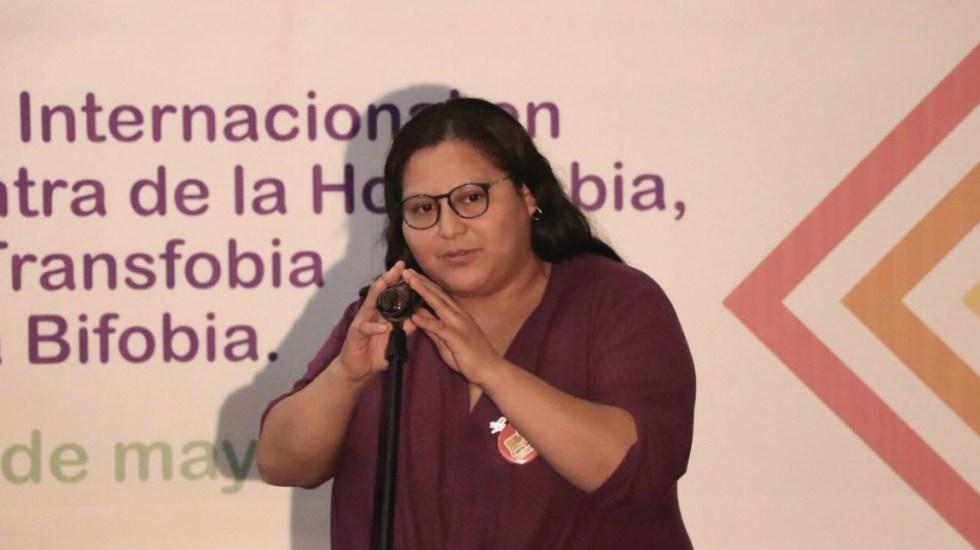 Académico ofrece disculpa pública a Citlalli Hernández por tuit ofensivo - citlalli hernandez