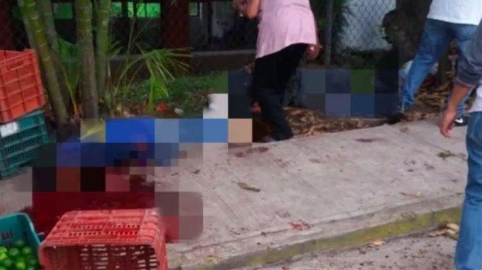 Ataque armado en Coatepec, Veracruz deja cinco muertos - coatepec veracruz