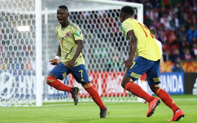 Colombia amarga debut de la anfitriona Polonia en Mundial Sub 20 - Foto de @fifacom_es