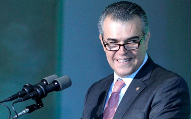 Gobierno debe impulsar inversión para disminuir riesgos: Concamin - Francisco Cervantes Díaz
