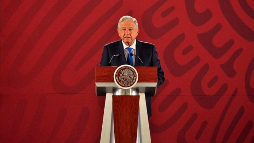 AMLO suspenderá condonación de impuestos a grandes contribuyentes - AMLO Andrés Manuel López Obrador