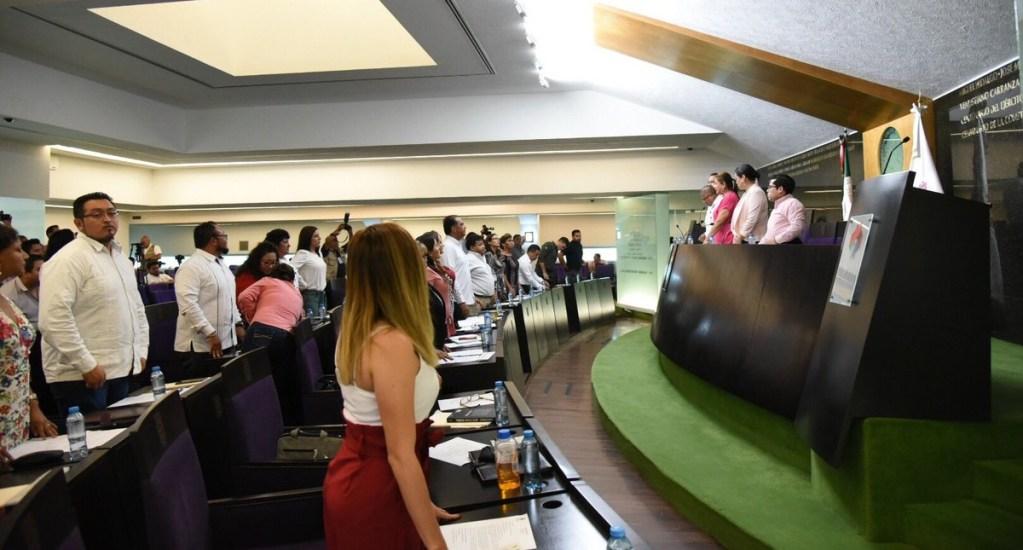 Congreso de Campeche da el 'sí' a la Reforma Educativa. Noticias en tiempo real
