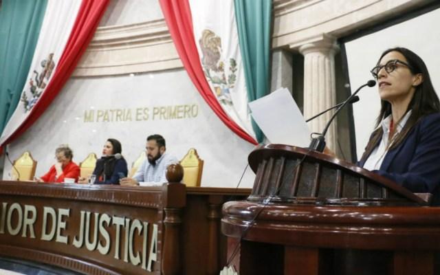 Obligan a Congreso de Guerrero a sesionar en sede alterna por plantón - Foto de H. Congreso del Estado de Guerrero