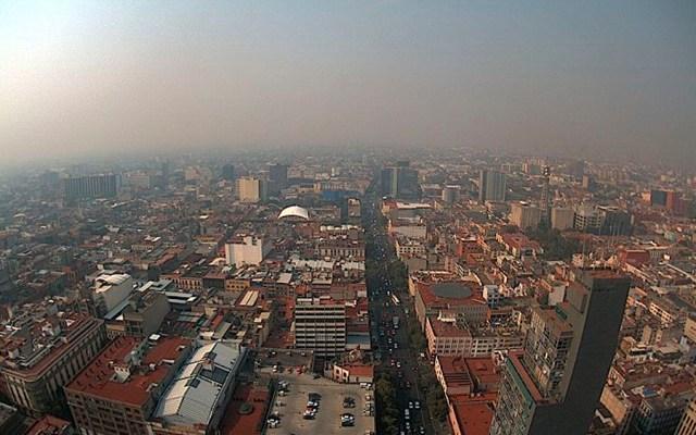 CAMe anuncia 14 medidas para mejorar la calidad del aire a partir de 2020 - contaminación cdmx