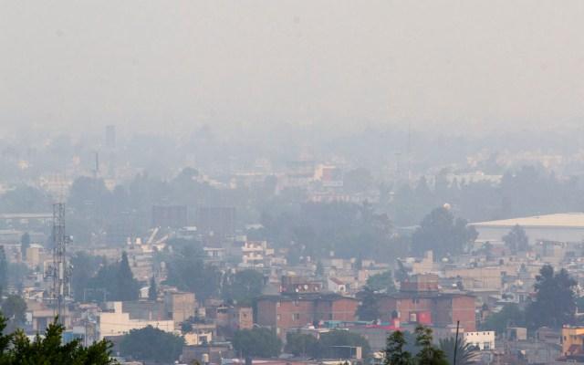 Activan Fase Preventiva por ozono en el Valle de México - Foto de Notimex- José Pazos.