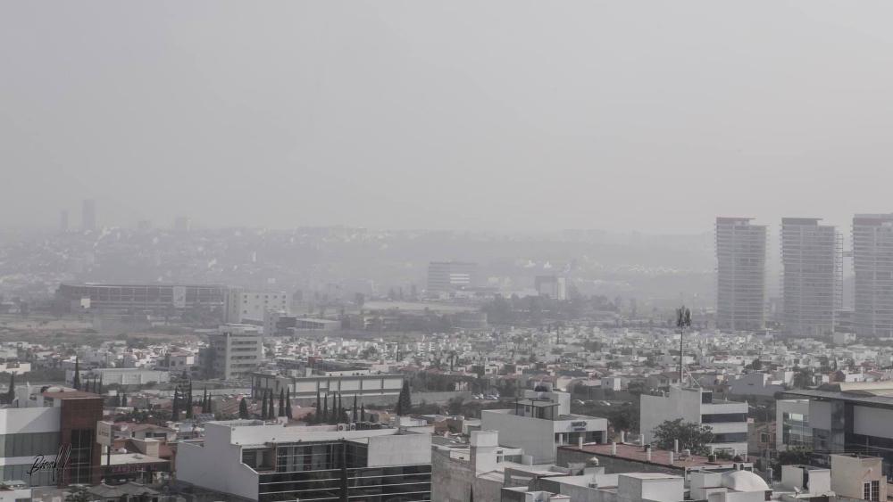 Suspenden actividades al aire libre en escuelas de educación básica en Querétaro